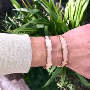 Woman's Jewelry Brand Gold New Bracelet Bangle